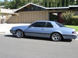 Nickopoliss 1988 Ford Thunderbird