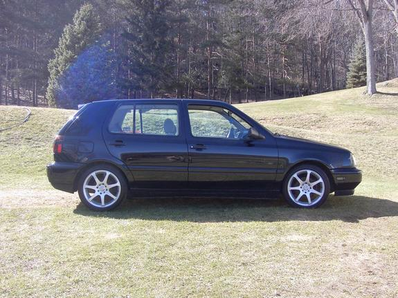 Golf R 0-60 >> golfer887 1995 Volkswagen Golf Specs, Photos, Modification ...