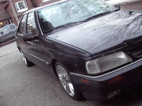 Another piran21 1989 Peugeot 405 post... - 3709438