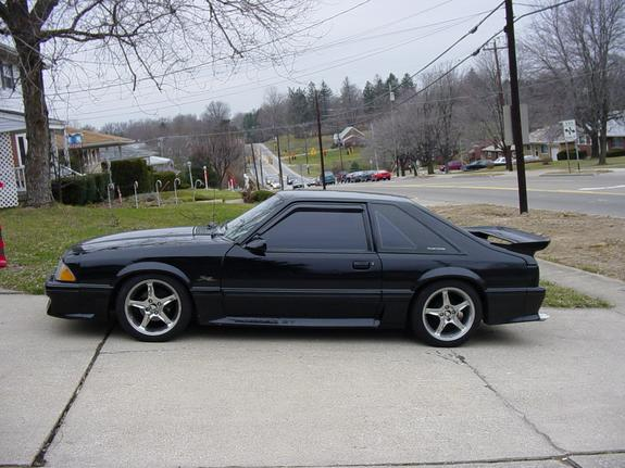 Drock Osu 1990 Ford Mustang Specs Photos Modification