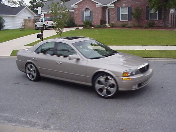 Another savlincoln 2000 Lincoln LS post... - 3710549