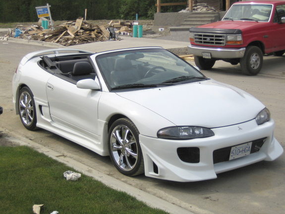 surreysspidey 1998 mitsubishi eclipse specs photos modification info at cardomain cardomain
