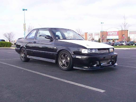 Another nismo1997 1991 Nissan Sentra post... - 3712344
