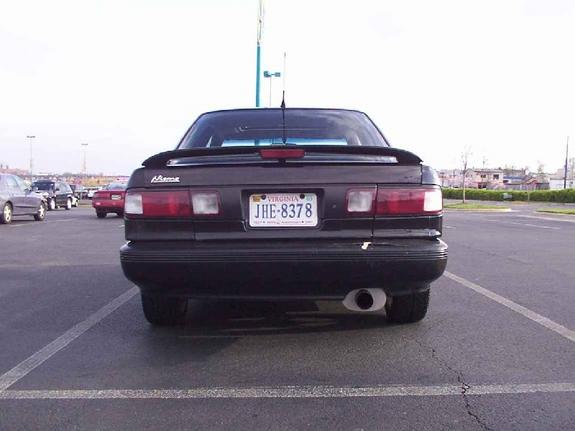 Another nismo1997 1991 Nissan Sentra post... - 3712345