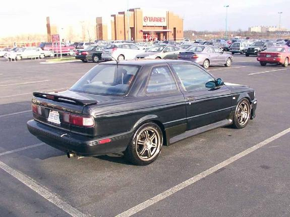 Another nismo1997 1991 Nissan Sentra post... - 3712355