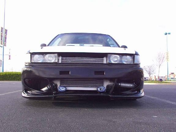 Another nismo1997 1991 Nissan Sentra post... - 3712358
