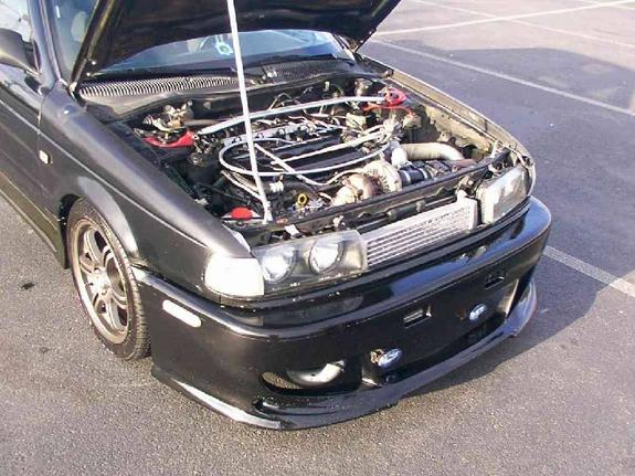 Another nismo1997 1991 Nissan Sentra post... - 3712359