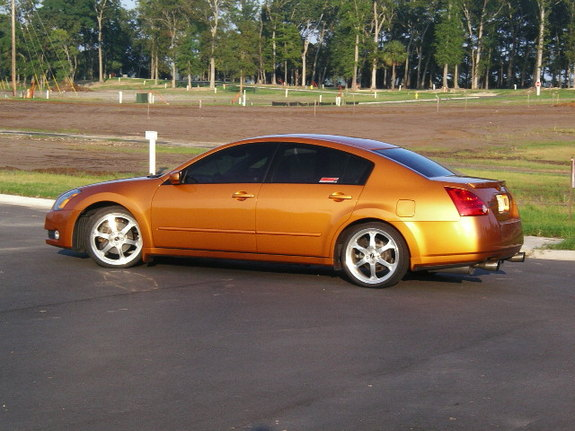 Another turbomax2 2004 Nissan Maxima post... - 3712503