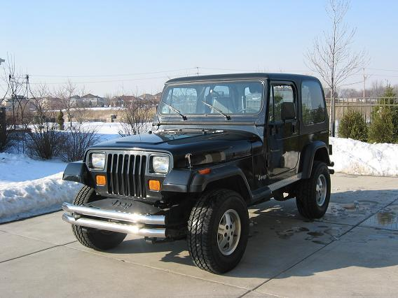 Tyroneshoolaces 1985 Jeep Wrangler Specs Photos