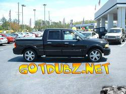 Gotdubz300 2002 Lincoln Blackwood