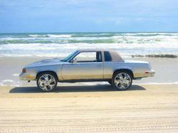 clearspl 1984 Oldsmobile Cutlass