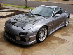 redfd3ss 1994 Mazda RX-7