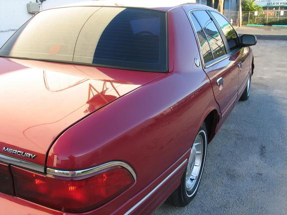 Another primer665 1995 Mercury Grand Marquis post... - 3719852