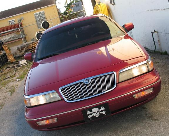 Another primer665 1995 Mercury Grand Marquis post... - 3719854