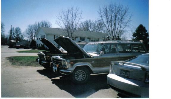 Another aceler8_2001 1986 Jeep Grand Wagoneer post... - 3721413
