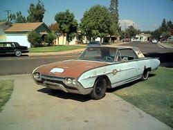 joshcarz3 1961 Ford Thunderbird