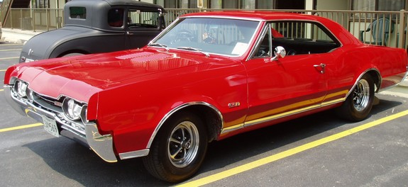 fleming442 1967 Oldsmobile 442