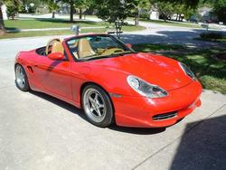 dvs007s 1998 Porsche Boxster