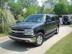 willsburb 2004 Chevrolet Suburban 1500