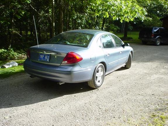 Another evilextreme2k 2000 Ford Taurus post... - 3727091