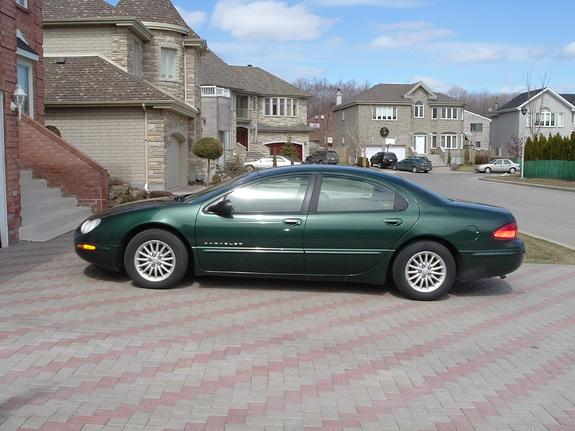 mikedmenace 39 s 1998 chrysler concorde in montreal qc. Cars Review. Best American Auto & Cars Review