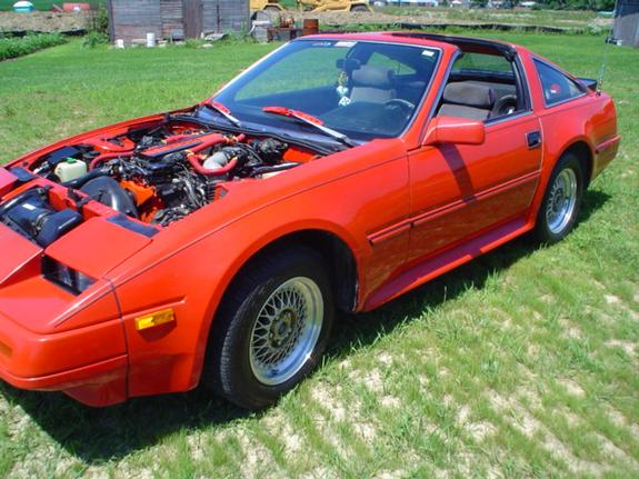 stevies3z 1986 nissan 300zx specs photos modification. Black Bedroom Furniture Sets. Home Design Ideas