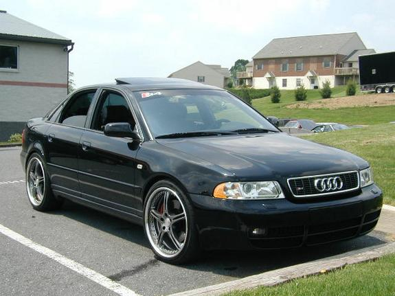 brianbov 2001 Audi S4 Specs, Photos, Modification Info at ...