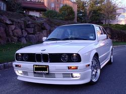 yanniE30 1989 BMW 3 Series