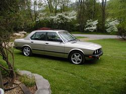 Marshall567s 1983 BMW 5 Series
