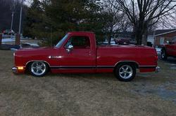 BaggedRams 1988 Dodge Ram 1500 Regular Cab
