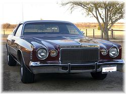 texasman 1976 Chrysler Cordoba
