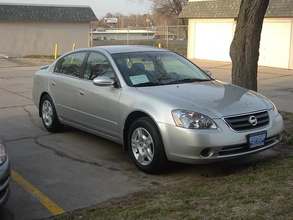 the1wagsjlguy2 2004 Nissan Altima 3745691
