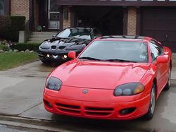 DjBrianTwists 1996 Dodge Stealth