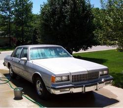 Another Joeybaloney 1986 Chevrolet Caprice post... - 3750090