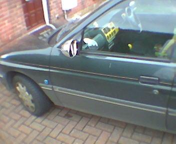 the_grim_reaper 1993 Ford Orion 3752640