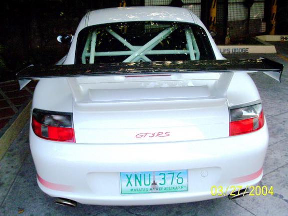 Another taegerms 2001 Porsche 911 post... - 3754041