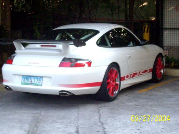 Another taegerms 2001 Porsche 911 post... - 3754042