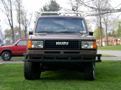 dreamtrooper 1989 Isuzu Trooper
