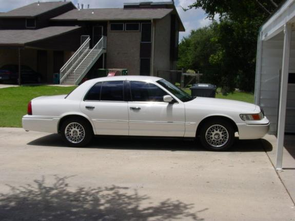 Another LoneStarMerc 2000 Mercury Grand Marquis post... - 3754599