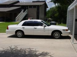 LoneStarMerc 2000 Mercury Grand Marquis