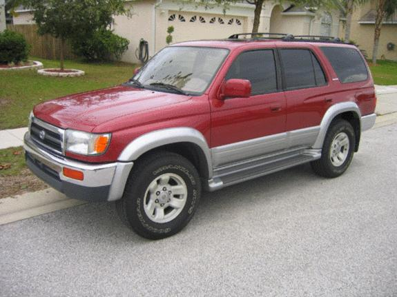 chadsizzle 1998 toyota 4runner specs photos modification. Black Bedroom Furniture Sets. Home Design Ideas