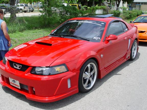 Another mustangsabanack 1999 Ford Mustang post... - 3756639