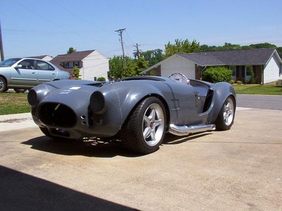 Another mojogator 1965 Factory Five 65 Roadster post... - 3758498