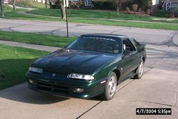 mteagardens 1993 Dodge Daytona
