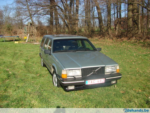 Another Wolwo 1987 Volvo 700-Series post... - 3760622