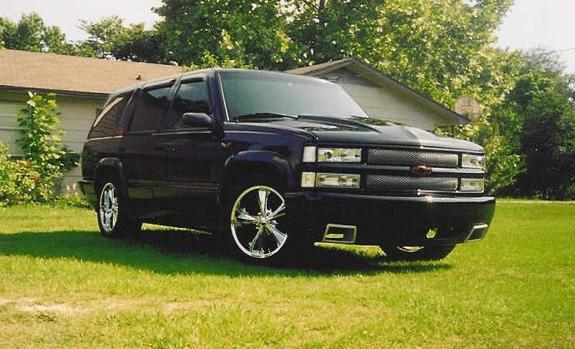 1996tahoess 1996 chevrolet tahoe specs photos. Black Bedroom Furniture Sets. Home Design Ideas
