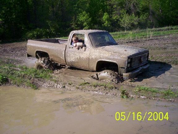 Another gotmudgordie 1986 Chevrolet C/K Pick-Up post... - 3764228