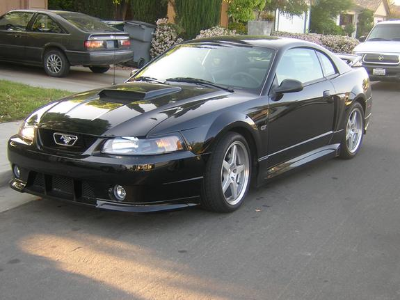 roush4sale 2003 ford mustang specs photos modification info at cardomain. Black Bedroom Furniture Sets. Home Design Ideas