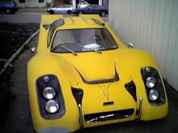 YellowRC 2005 Porsche 914