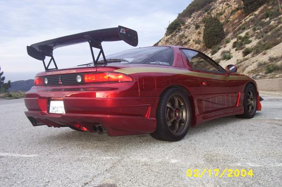 Another 6g72twinturbo 1993 Mitsubishi 3000GT post... - 3773559